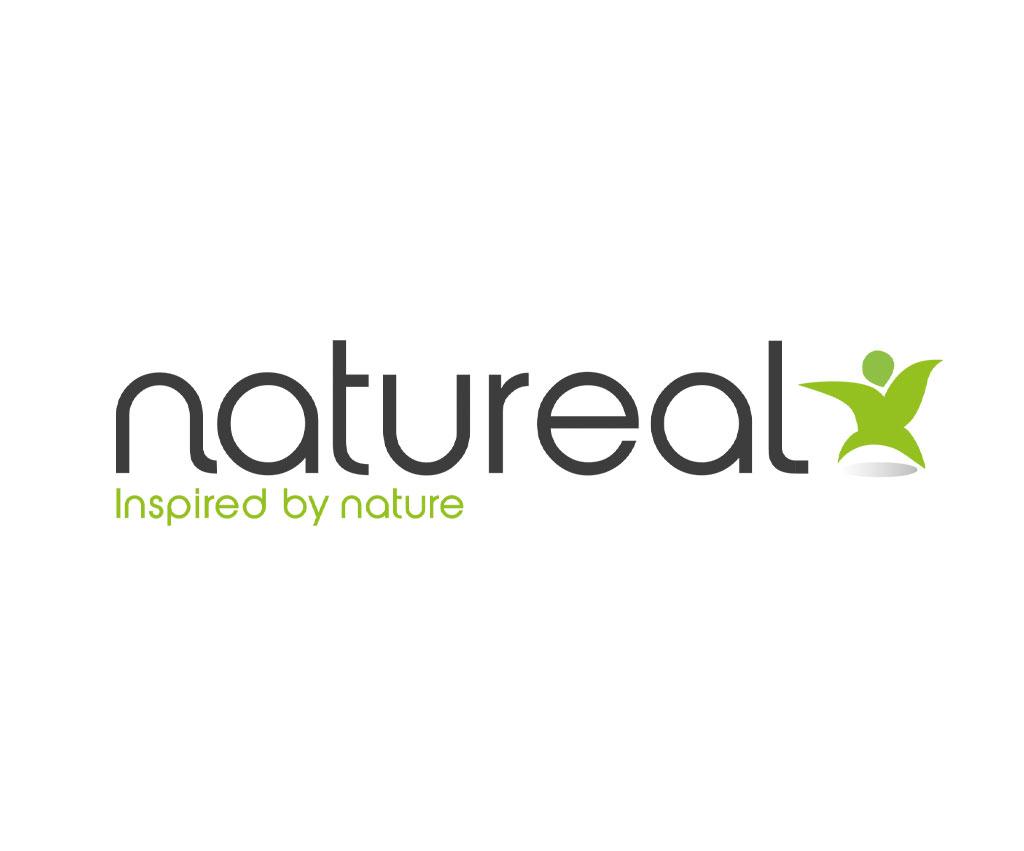 Natureal, charte graphique, logo. Yes graphiste, site internet et e-commerce, communication. Yes on y va ! Drôme 26.